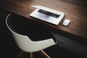 Bureau ordinateur Mac