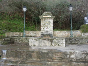 Fontaine San Roccu - Talasani Village