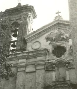 Église Sainte-Lucie - Noir & Blanc