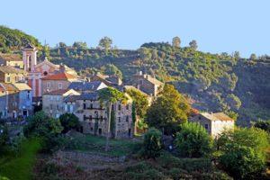 Vue aérienne du Village de Talasani