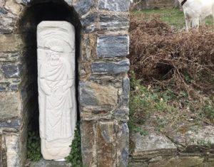 Statue San Petru - Talasani