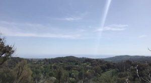Sentier de Randonnée de la Costa Verde au départ de Fiume d'Olmo