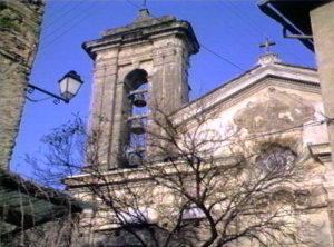 Le Village de Talasani - Eglise Santa Lucia