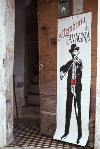 Affiche Tavagna Club Settembrinu