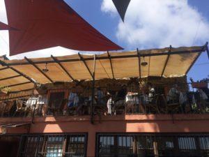 Terrasse Restaurant Tavagna Club