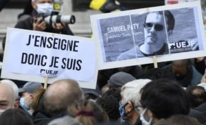 Hommage National M.Samuel Paty