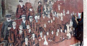 Mural Monument Village Talasani