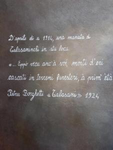 Murales citation en Corse