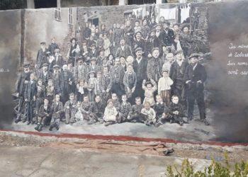 Le Mural de Talasani au Village