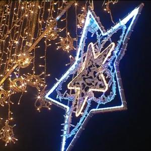 Illuminations de Noël Talasani