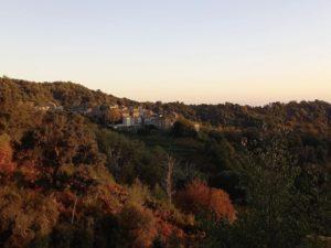 Le Village sous les couleurs d'automne