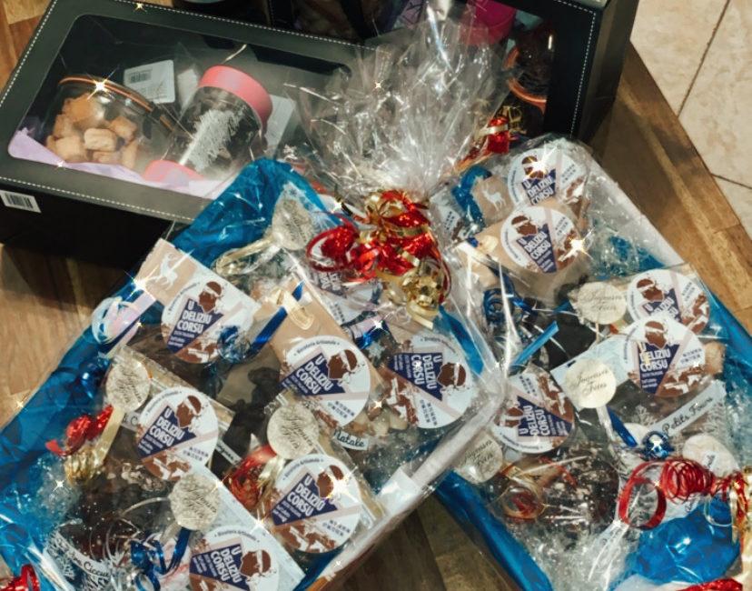 Paniers de Noël Mairie Talasani