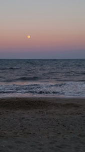 Sunset à l'Albarella