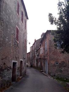 Ruelles du village