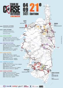 Carte programme TDCH 2021