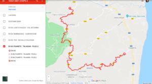 Plan Google Maps étape 2 TDCH 2021 Figaretto-Talasani