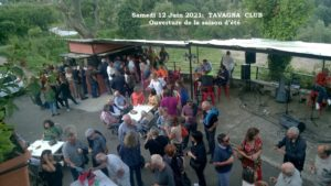 Ouverture du Tavagna Club Talasani