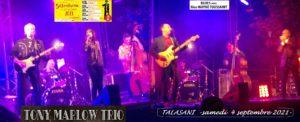 Concert du Festival Settembrinu 2021 à Talasani