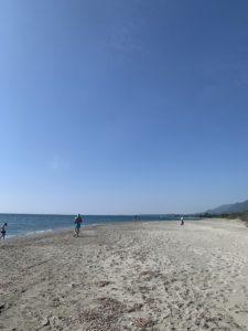 Nettoyage des plages communales (Figaretto et Rico-plage)