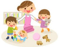 Assistante maternelle à Talasani